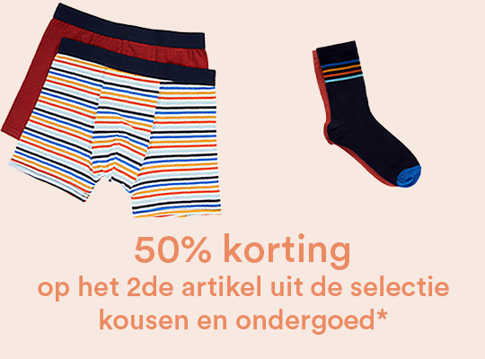 Sokken actie