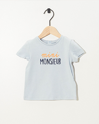 Fun T-shirts voor je mini
