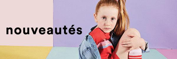nouvelle collection pour filles 7-14 ans