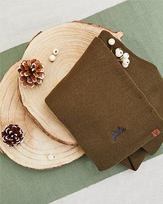 écharpe, bonnet et gants