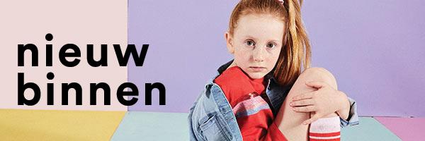 Bekijk de nieuwe collectie voor meisjes van 7 tot 14 jaar